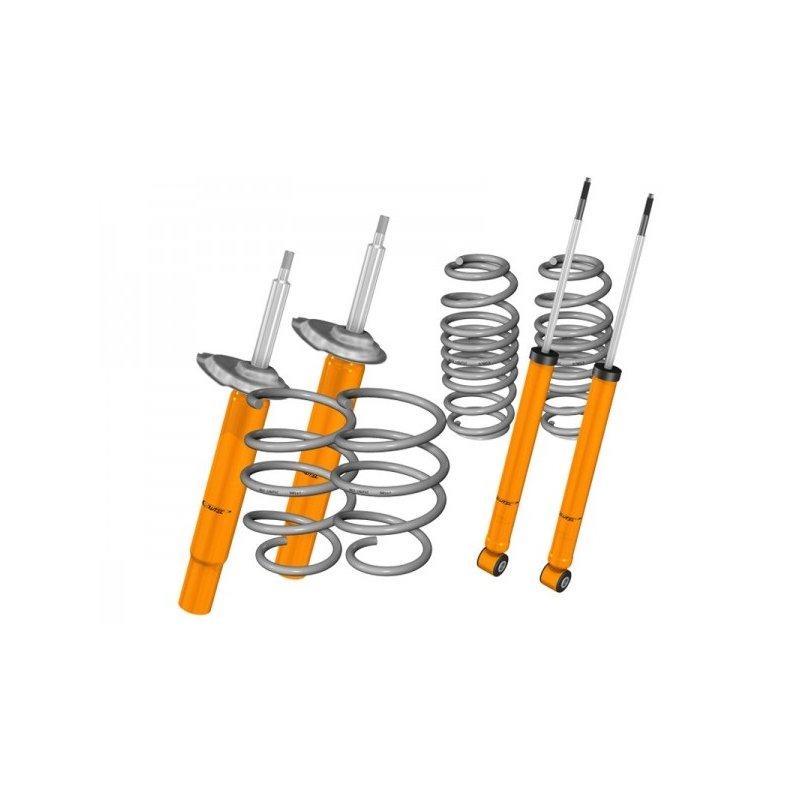 comp sportfahrwerk seat leon 30 20mm 255 95. Black Bedroom Furniture Sets. Home Design Ideas