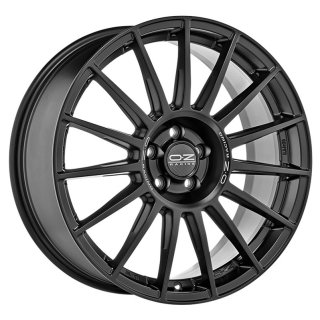 OZ Superturismo Dakar 8.5x20 ET30 5x112 matt black