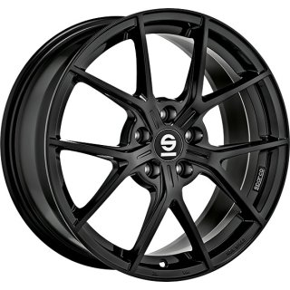 Sparco Podio 8x18 ET50 5x108 gloss black