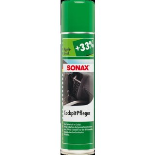 Sonax Cockpit Pfleger Apple-fresh 400ml 03443000