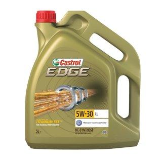 Castrol EDGE LL Motoröl 5W30 5W-30 5 Liter