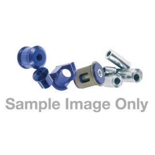 Superpro Ford Taunus, Cortina Modell 3, Modell 4, Modell 5 Stabilisator äußere Befestigung - D-Form Buchsen HA SPF2332-12K